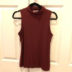 H&M turtle neck tank top
